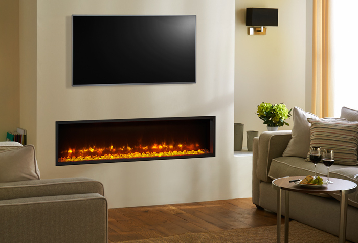Radiance Inset 140R with TV mi