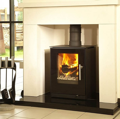 Rais Q Tee 5kw Wood Burning Stove