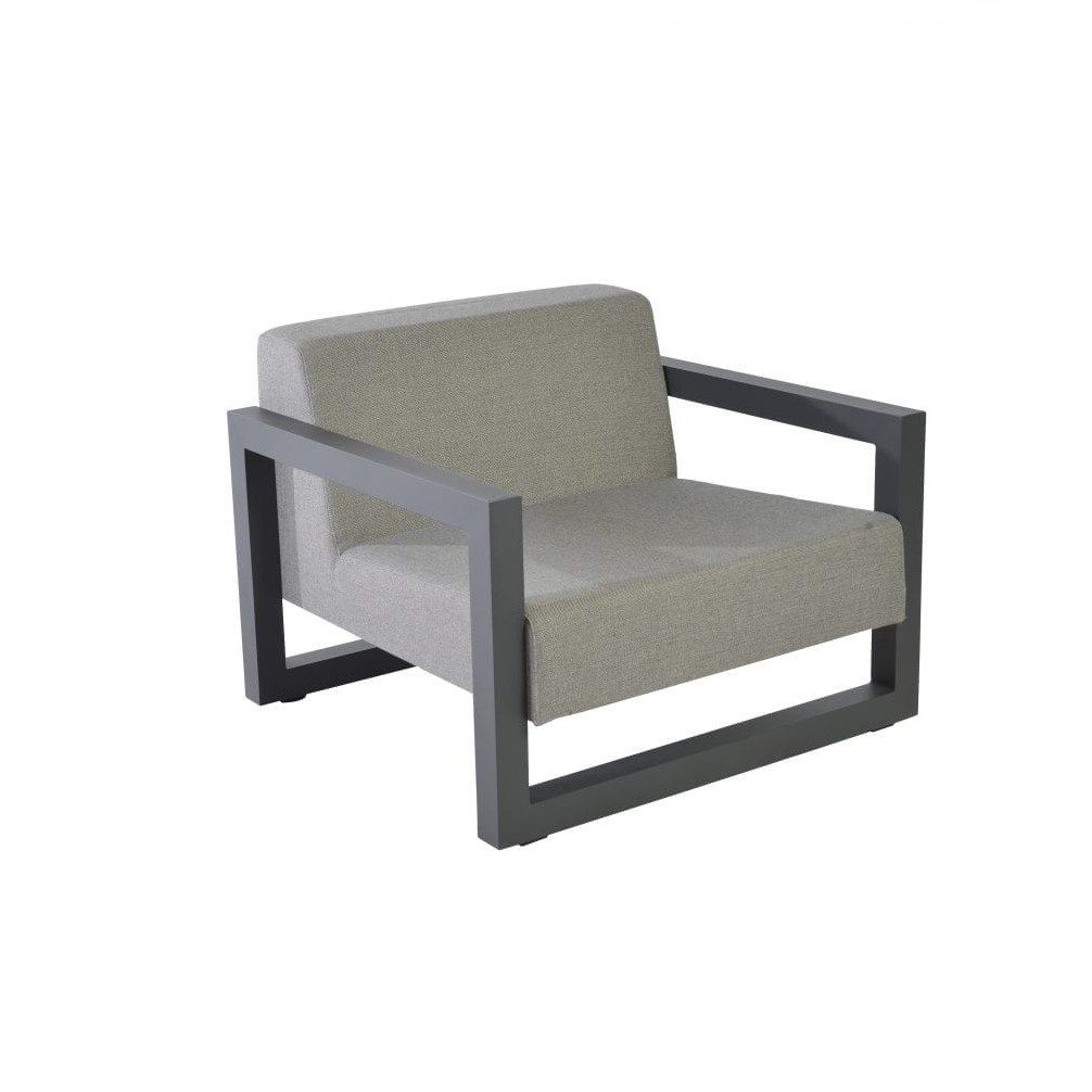 Bergen lounge chair Sq