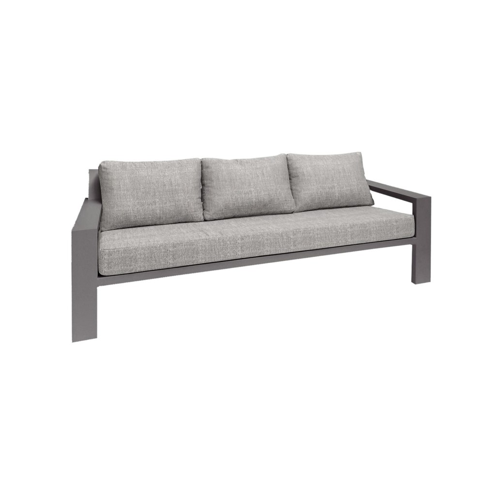 Borek alu Viking sofa Sq