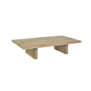 Borek reclaimed teak Sevilla coffee table sq