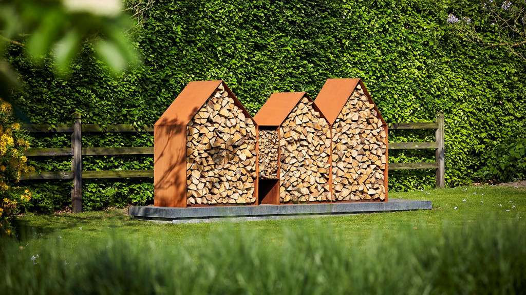 Wood Storage Bruges Widescreen